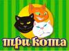 ТРИ КОТА, магазин Воронеж